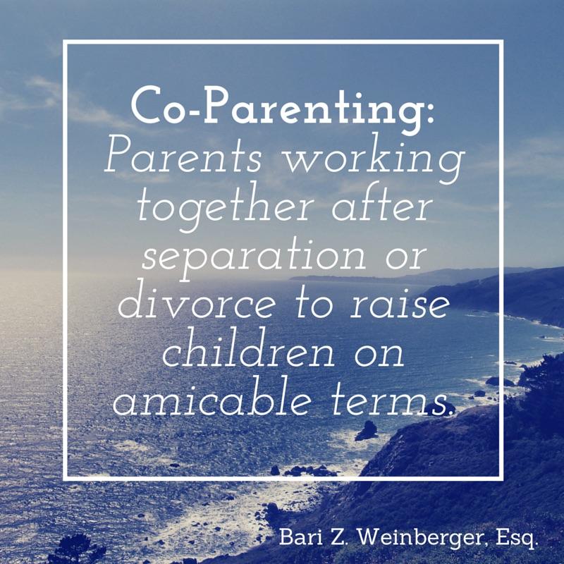Co-Parenting Mediation