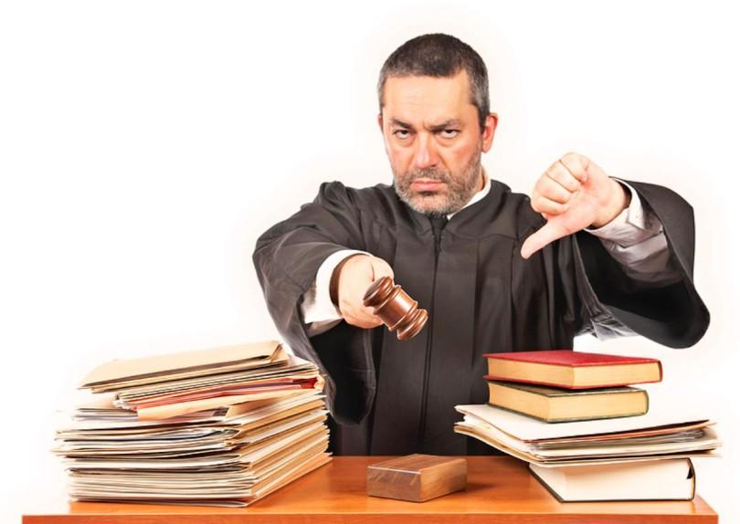 Angry Judge | PhloxADR