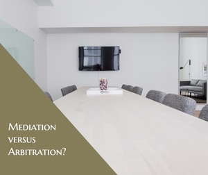 Mediation vs Arbitration | PhloxADR